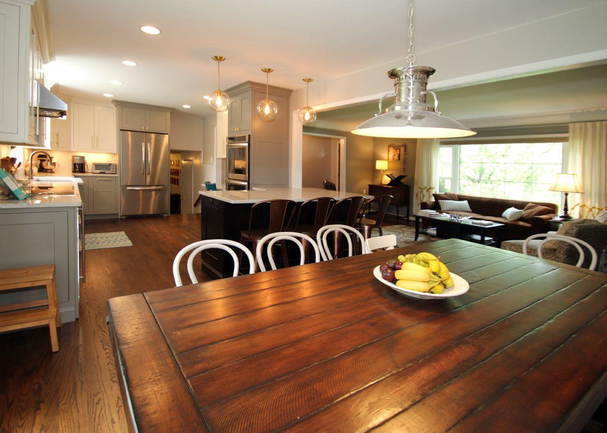 Madeira First Floor / Kitchen Remodel